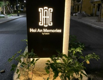 Signage – Hội An Impression Resort & Spa
