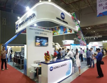 VNPackPrint Exhibitions 2017
