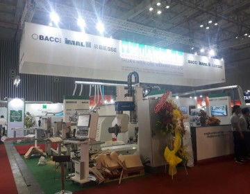 Vietnam Wood & Furnitec Exhibitions 2017