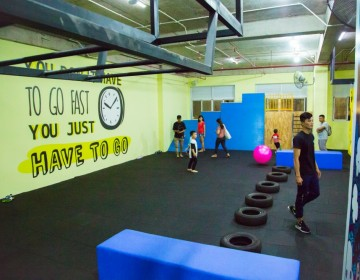 MFA Athletes – Kids warrior Gym Center