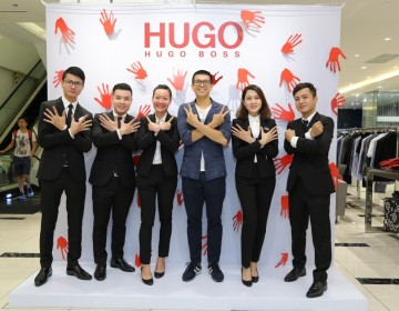 Hugo Boss Event
