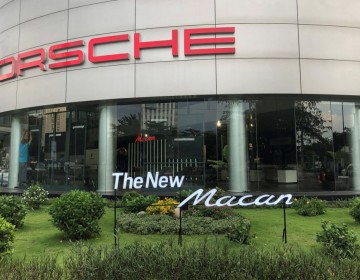 Porsche – The New Macan
